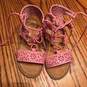 Other - New Pink Gladiator Sandals ❤️😍❤️